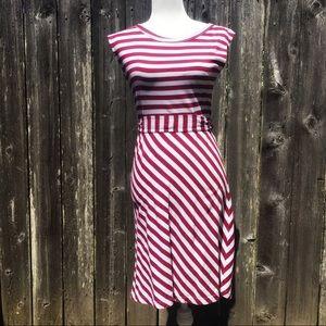 Synergy Organic Clothing soft knit dress